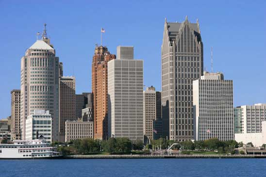 How a Progressive Tax System Made Detroit a Powerhouse (and Could Again)