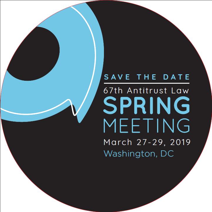 ABA Antitrust Spring Meeting